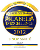 label excellence gamme sante 2010 2012 2013 2014 2017